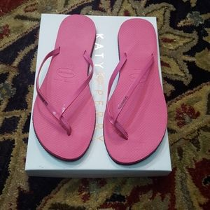 Havaianas pink  slippers